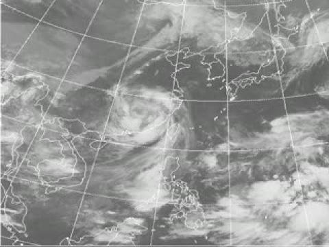 1996.07.31的賀伯颱風現形
