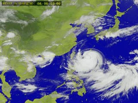 2009.08.07的莫拉克颱風