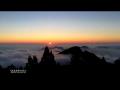漫步在雲端的阿里山